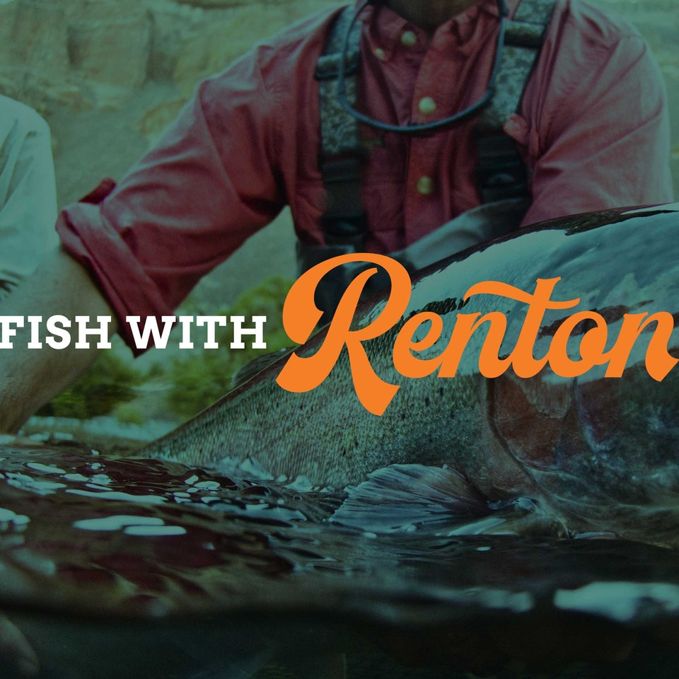 Studio Dooley - Renton River Adventures: Brand Identity