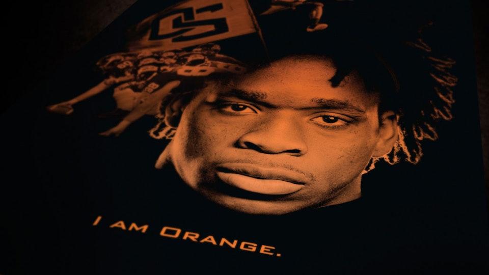 JEFF DOOLEY - Oregon State University: I am Orange Campaign
