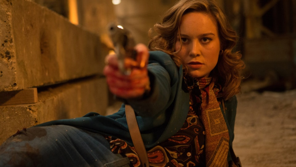 FREE FIRE free-fire brie larson