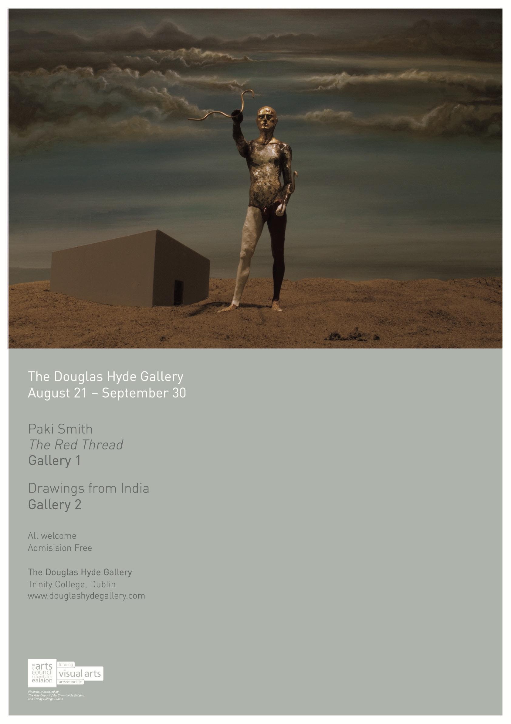 PAKI SMITH - colossus poster