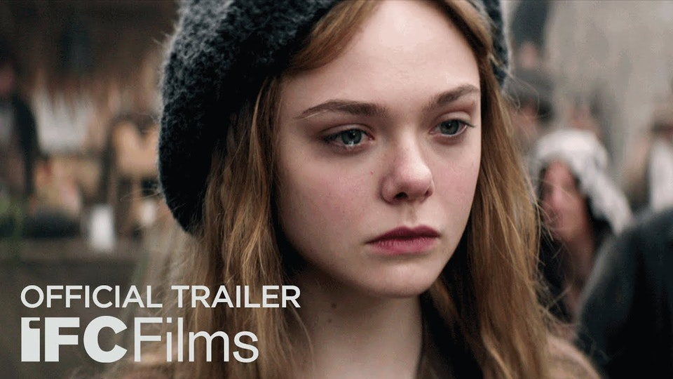 MARY SHELLEY Mary Shelley - Official Trailer I HD I IFC Films
