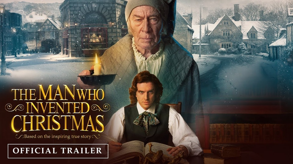 THE MAN WHO INVENTED CHRISTMAS THE MAN WHO INVENTED CHRISTMAS | Official Trailer