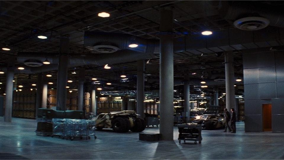 THE DARK KNIGHT RISES 7_Wayne-Enterprises_Applied-Sciences_Los-Angeles-Convention-Center_The-Dark-Knight-Rises