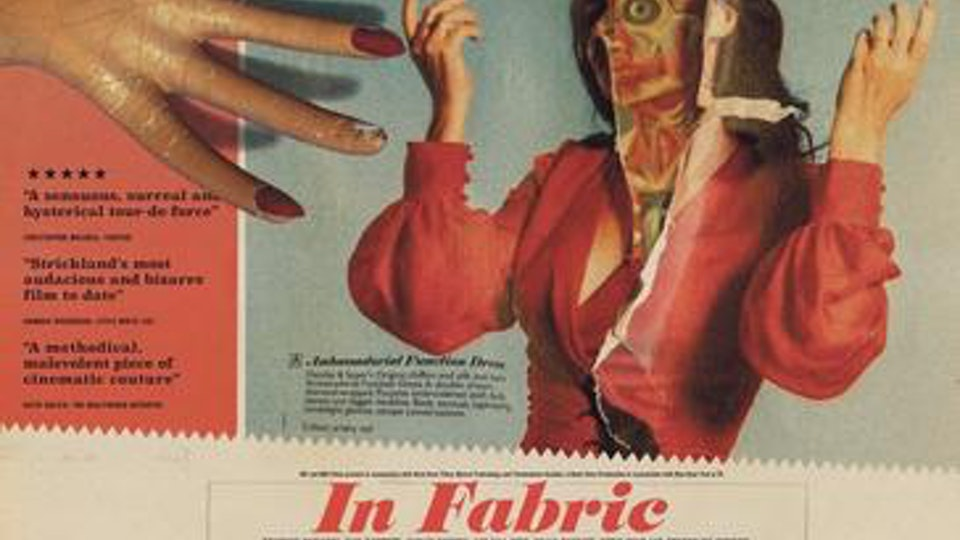 IN FABRIC In_Fabric_poster