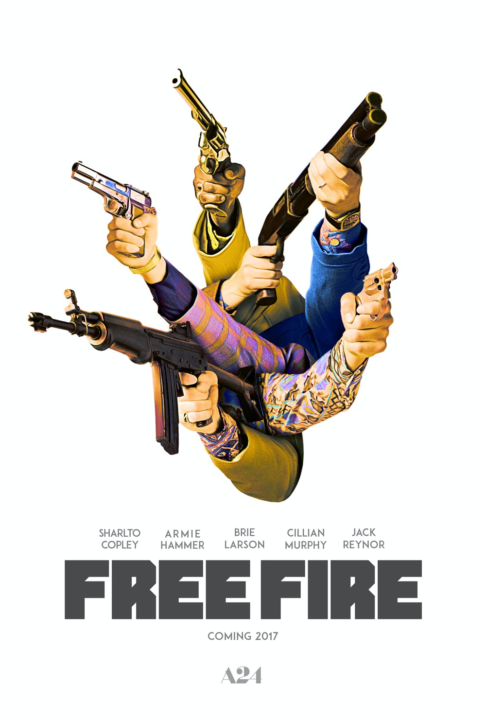 FREE FIRE - PAKI SMITH