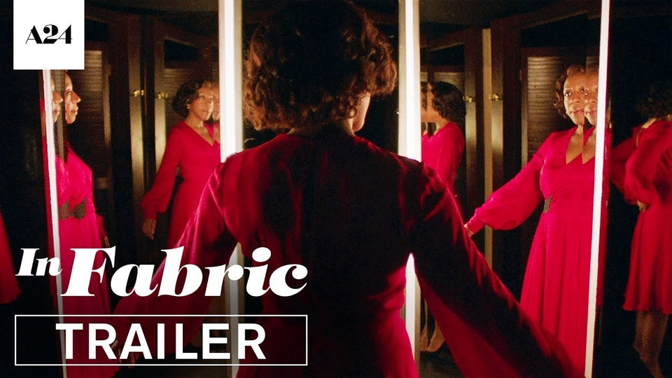 IN FABRIC In Fabric | Official Trailer HD | A24