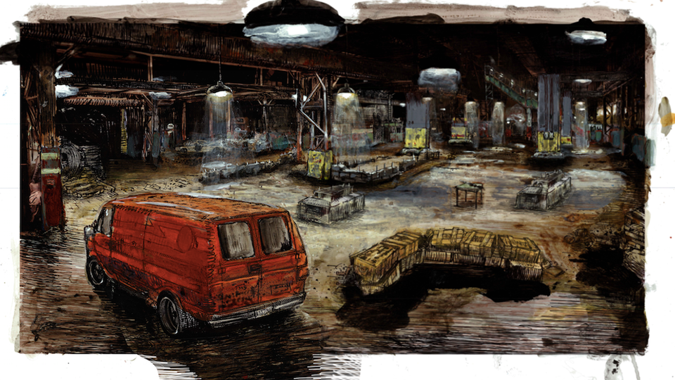 FREE FIRE Main-Warehouse