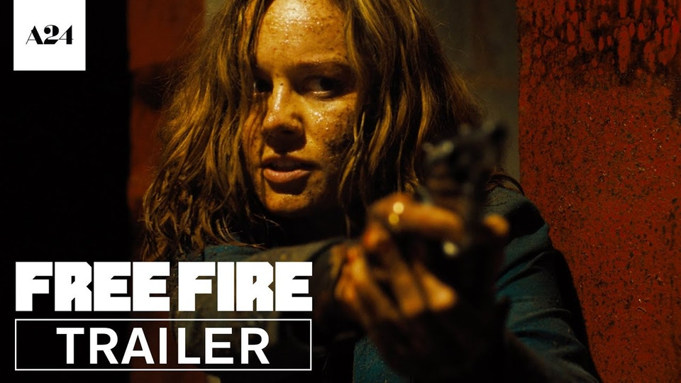 FREE FIRE Free Fire | Official Red Band Trailer HD | A24