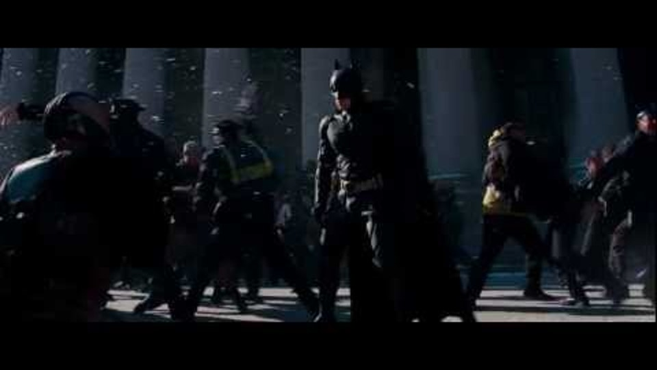THE DARK KNIGHT RISES The Dark Knight Rises Trailer 2 - In Cinemas July 20