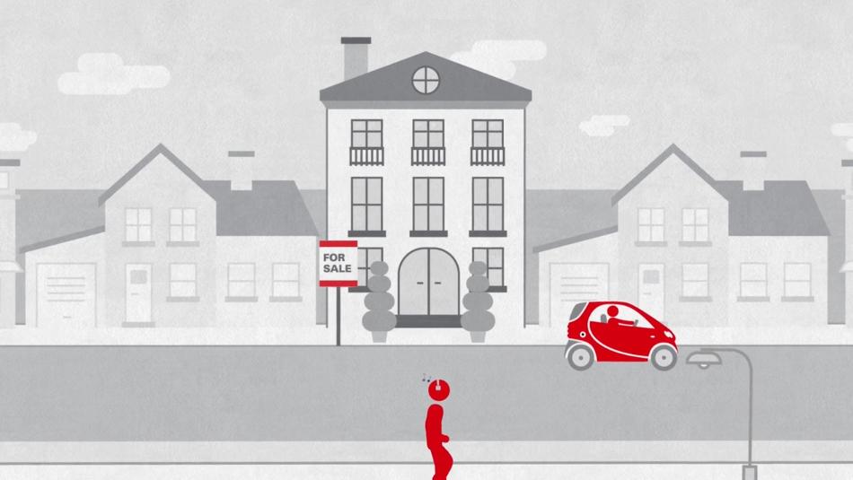 HSBC Mortgage Animation