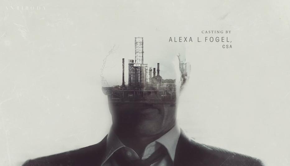 Image from HBO's 'True Detective' Series 1 opening titles
