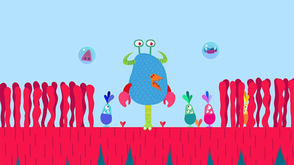 Monster Mingle App — Interactive