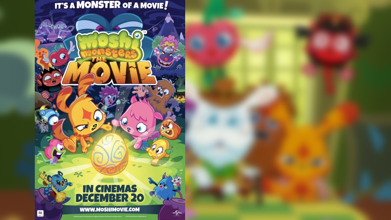 Moshi Monsters the Movie — Feature film