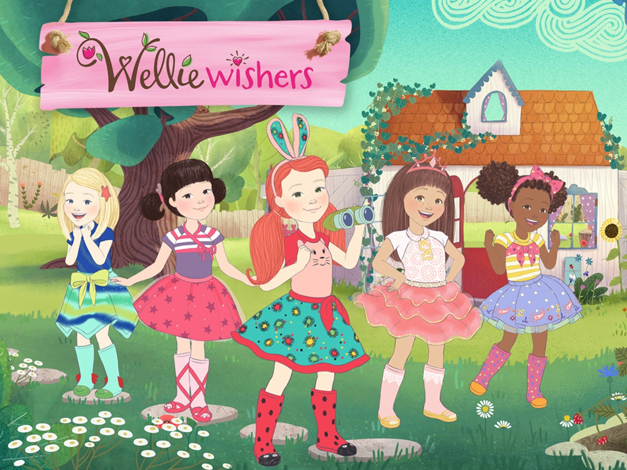 World of Wellies | WellieWishers | American Girl