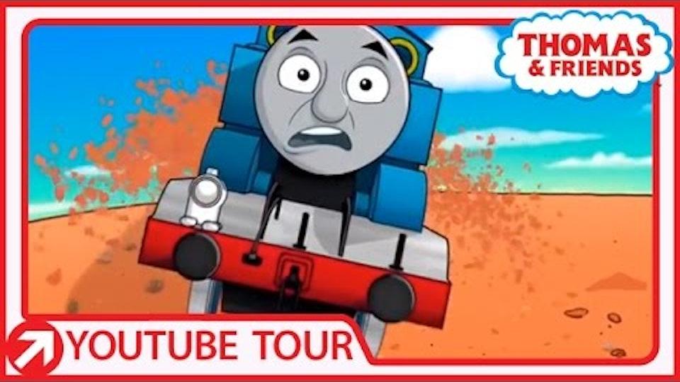 Thomas 'Monument Valley'