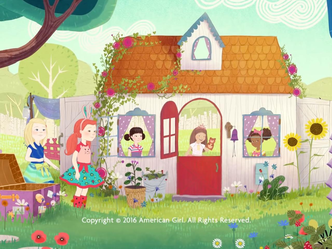 WellieWishers Animated Series - Coming Soon   Trailer   American Girl