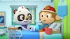 Dr. Panda — 3D animated series