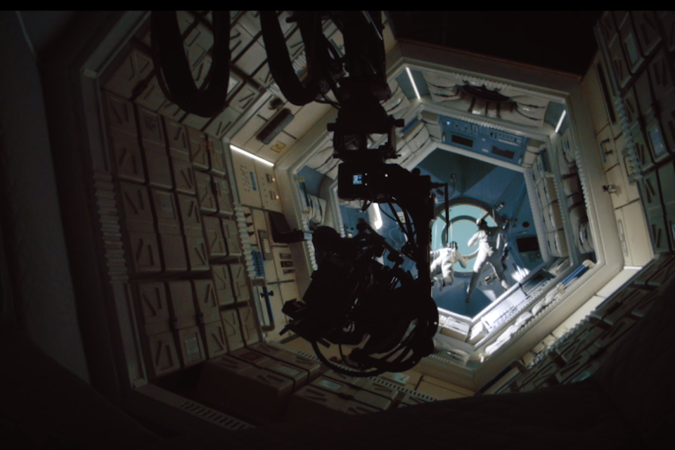 FDF in space...