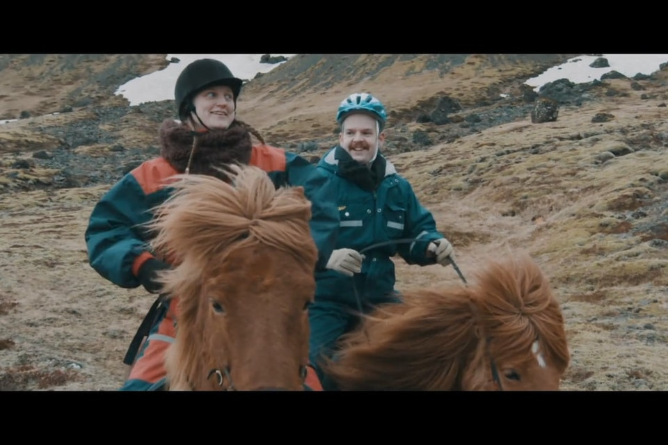 Visit Iceland -