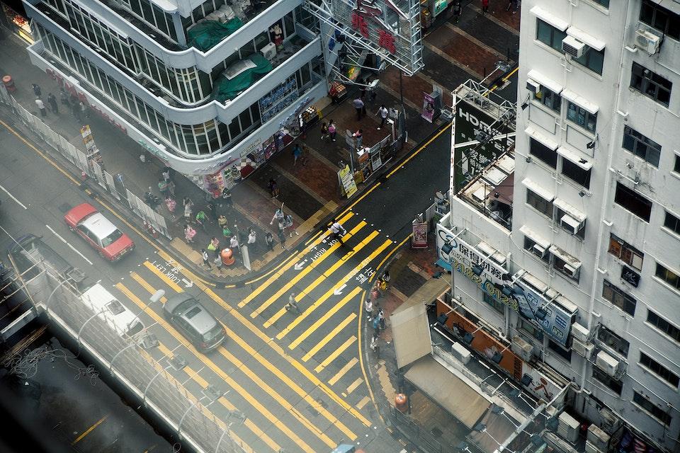 JOSEPH NILE LAU - HONG KONG