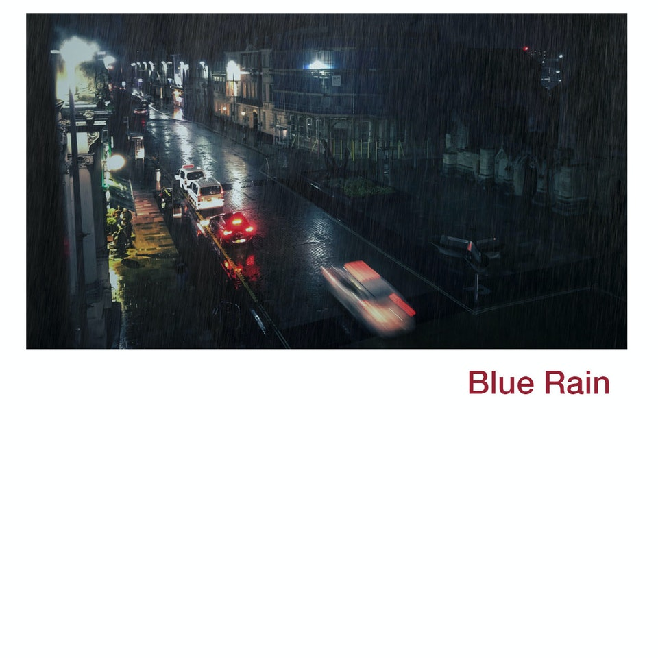 In The Mood For love Blue rain