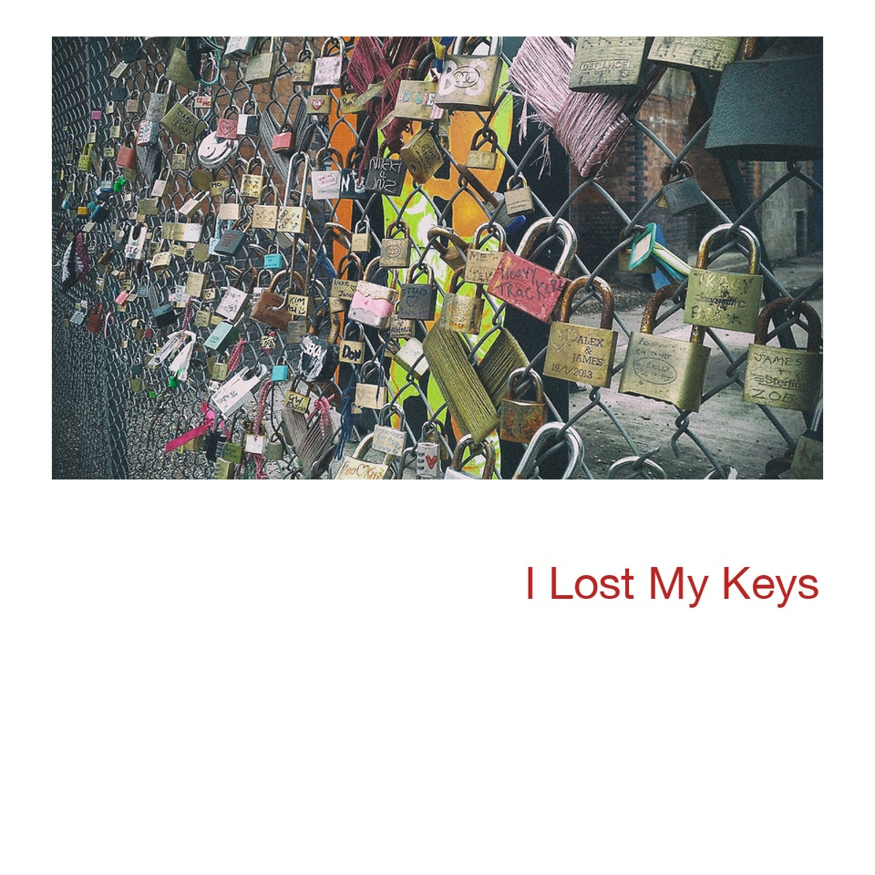 In The Mood For love i Lost My keys