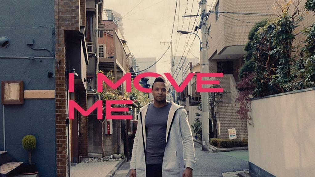 "ASICS ""I Move Me"""
