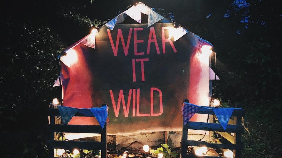 WWF | Wear it Wild