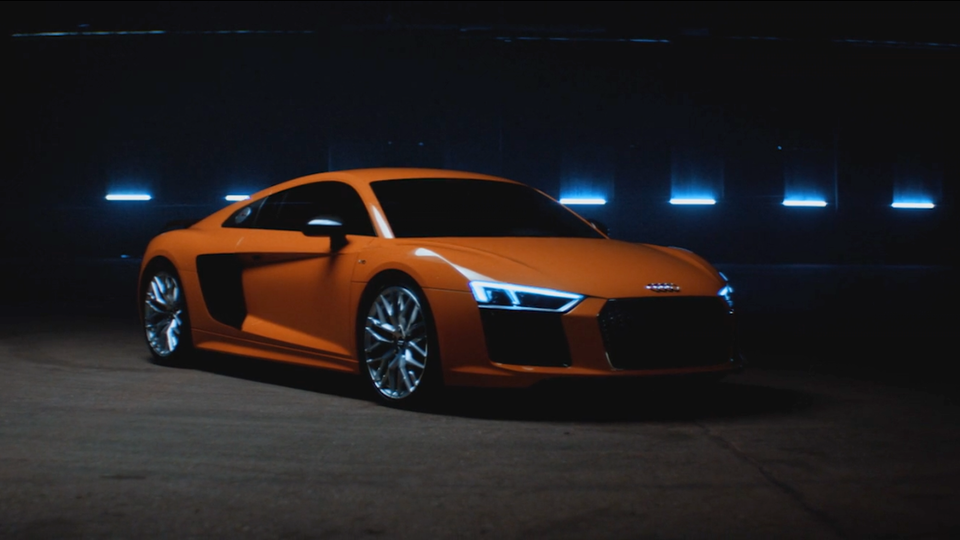 Audi | Heart R8