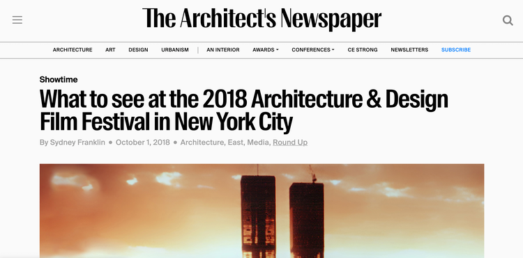 The Architect´s Newspaper