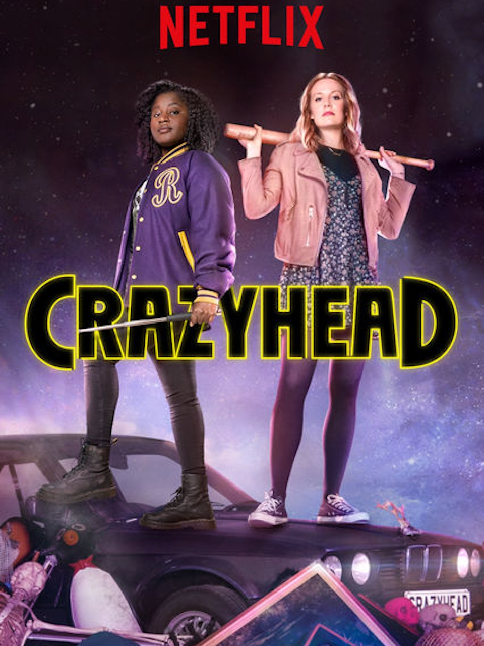 Crazyhead (Netflix USA / Channel 4)