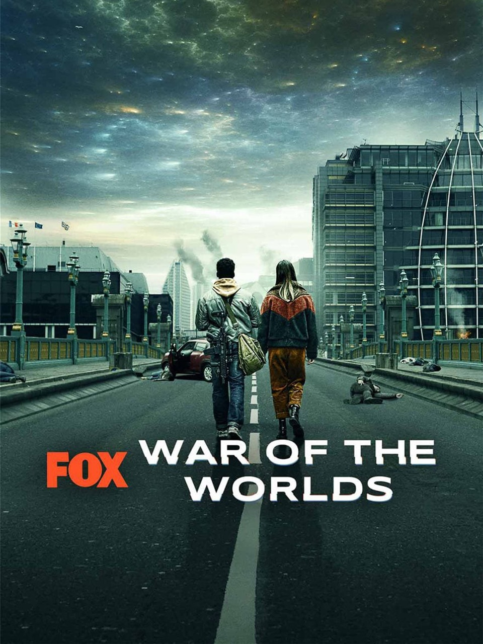 War of the Worlds (FOX/Canal Plus)