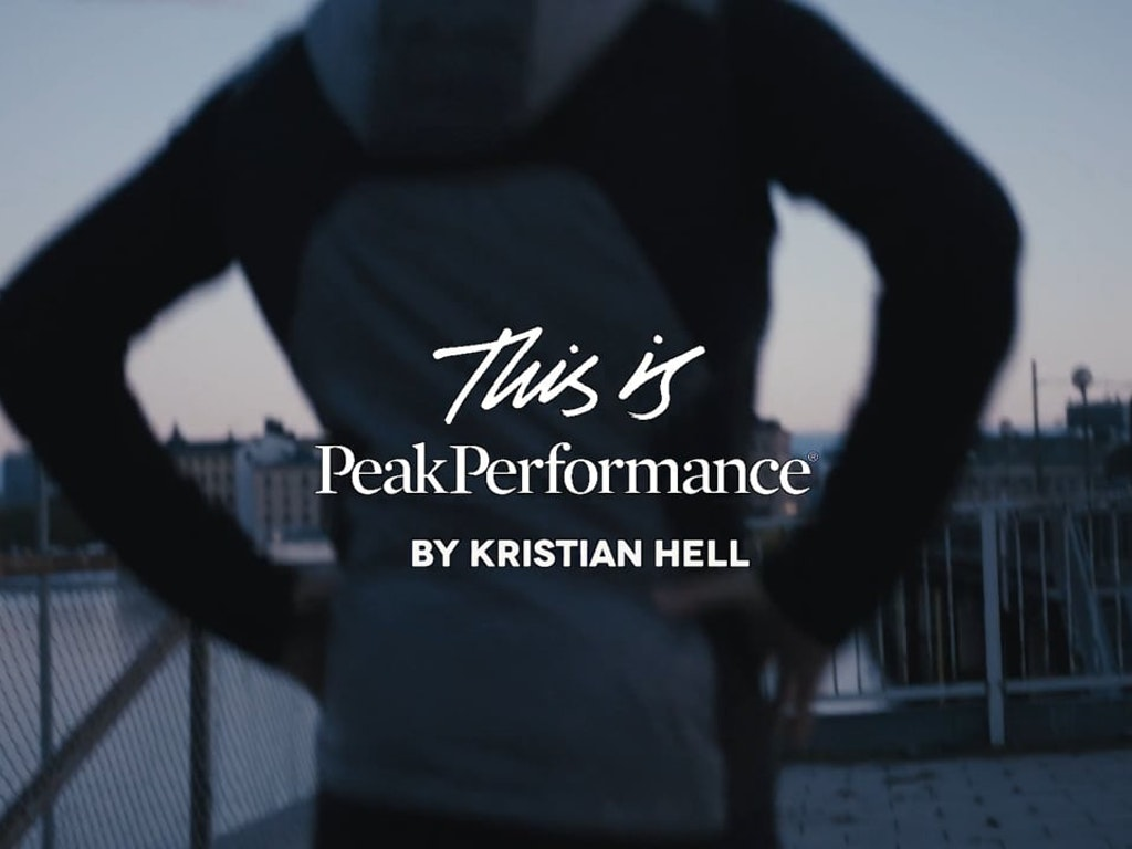 Peak Performance x Kristian Hell