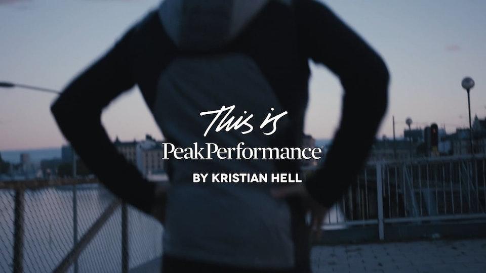 Nils — Emil - Peak Performance x Kristian Hell