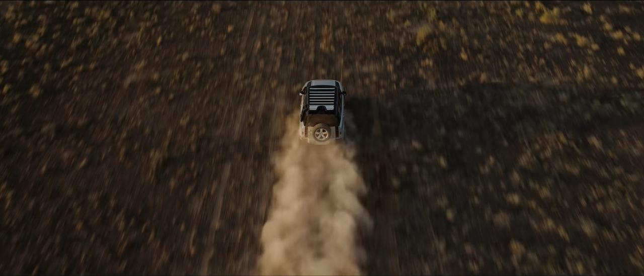 Land Rover 'Defender'