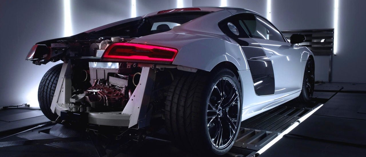 Audi R8 Evolution/Revolution