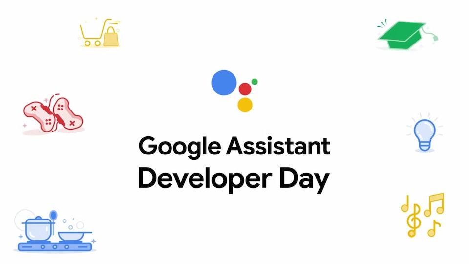 Jessica Kantor - Google Assistant Developer Day