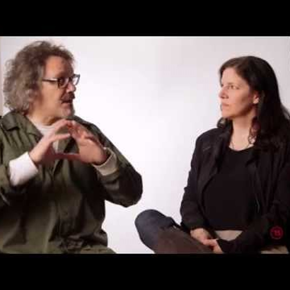 Art of Editing: Joe Bini & Laura Poitras - Art of Editing: Joe Bini & Laura Poitras