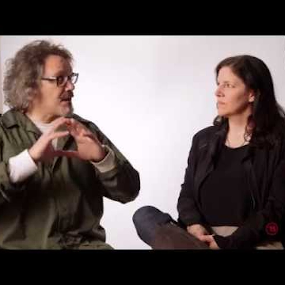 Art of Editing: Joe Bini & Laura Poitras Art of Editing: Joe Bini & Laura Poitras
