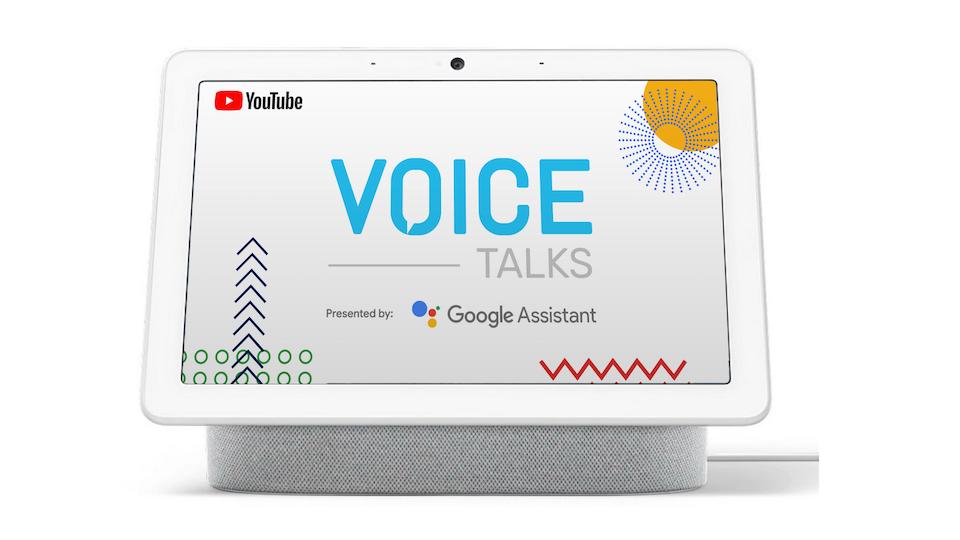 Jessica Kantor - VOICE Talks