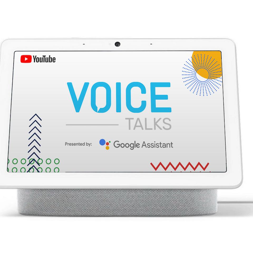 VOICE Talks Google Assistant Developer Day