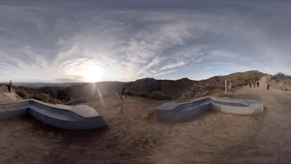 Jessica Kantor - RallyBound VR Experience