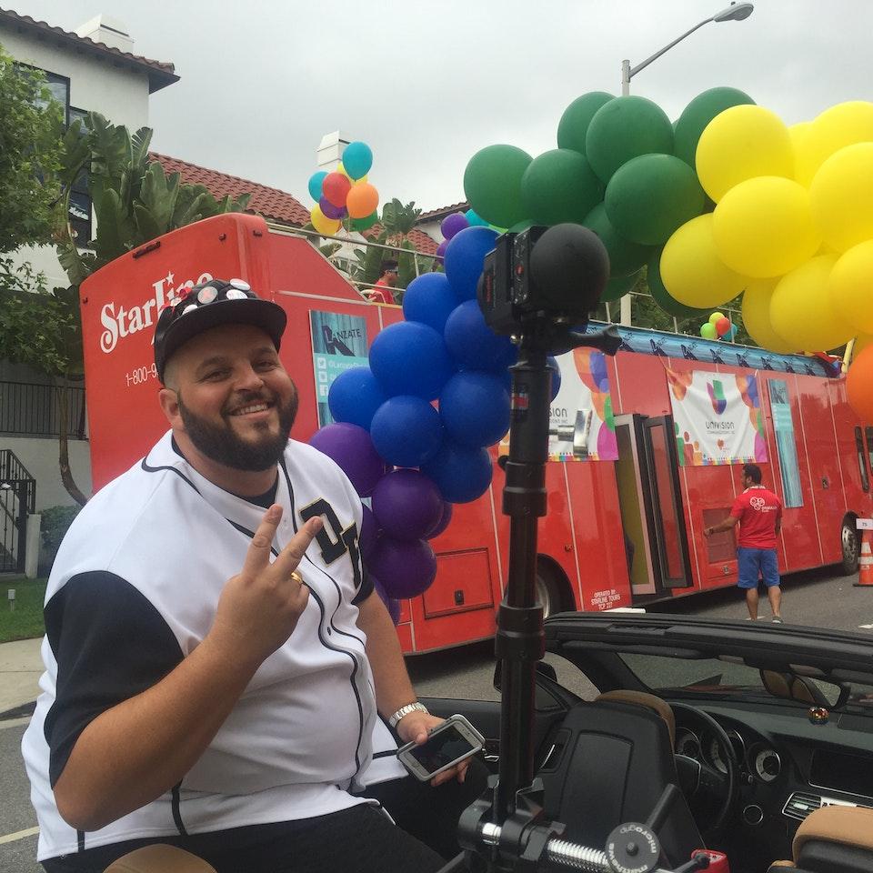 #Pride360 (Miller Lite) Pride360