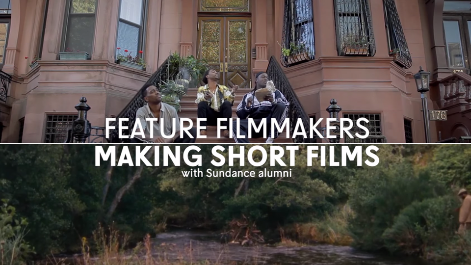 Jessica Kantor - Feature Filmmakers Making Short Films with Shaka King and Zach Heinzerling