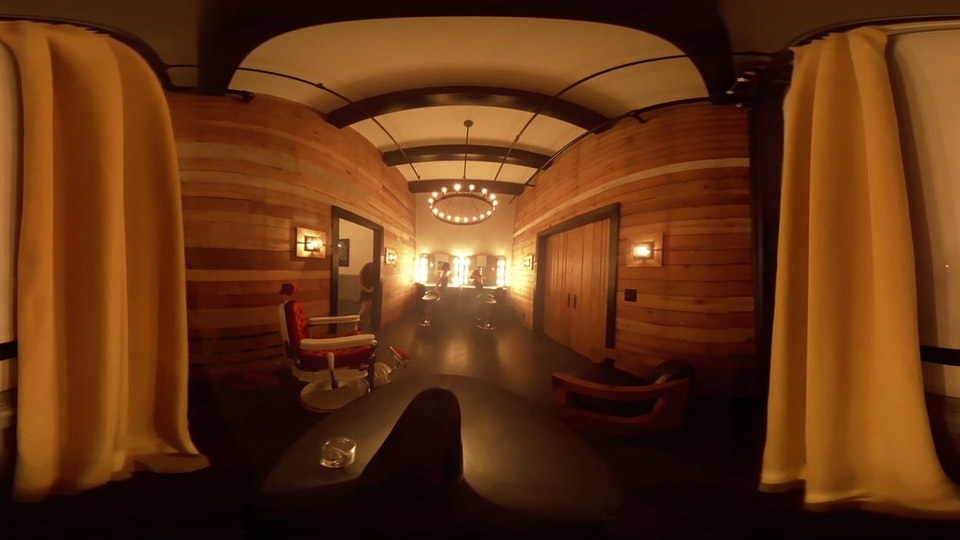 Jessica Kantor - La Metamorphosi - VR Dance Project - 360 Video - Virtual Reality
