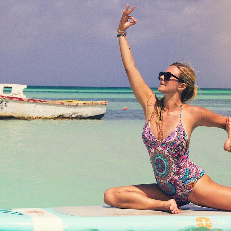 Yoga Girl Omaze Campaign yogagirl