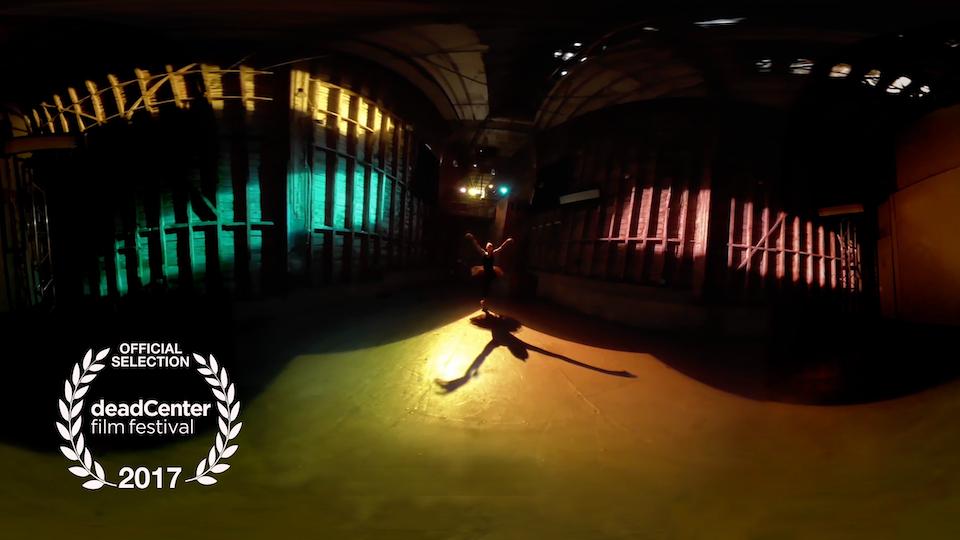 Jessica Kantor - La Sorcellerie - VR Dance Project - 360 Video