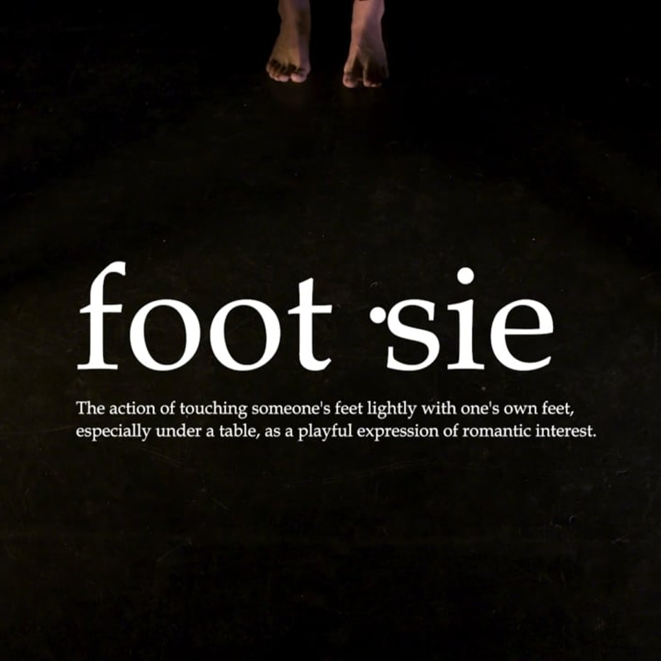 Footsie Footsie - A Dance Film