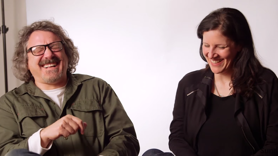 Jessica Kantor - Art of Editing: Joe Bini & Laura Poitras