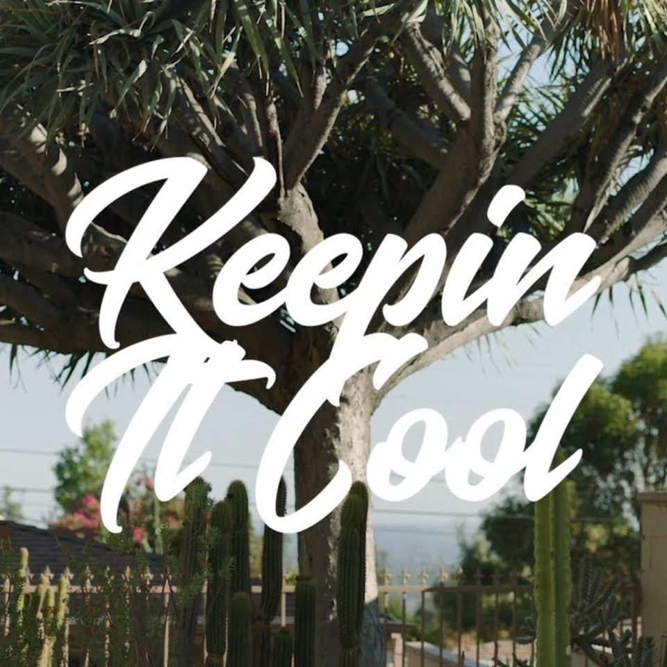 Keepin It Cool Music Video - Rebecca Perl - Keepin' It Cool (Tep No Edit) Music Video
